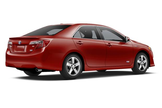 2014 5 toyota camry new car review autotrader. Black Bedroom Furniture Sets. Home Design Ideas