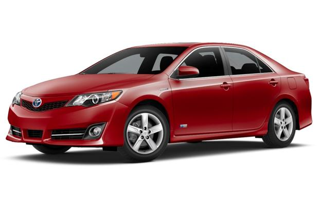 2014.5 Toyota Camry: New Car Review featured image large thumb2
