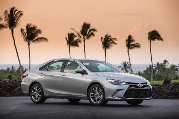 2015 Toyota Camry: Used Car Review