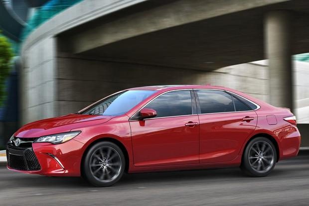 Image Gallery New 2015 Camry