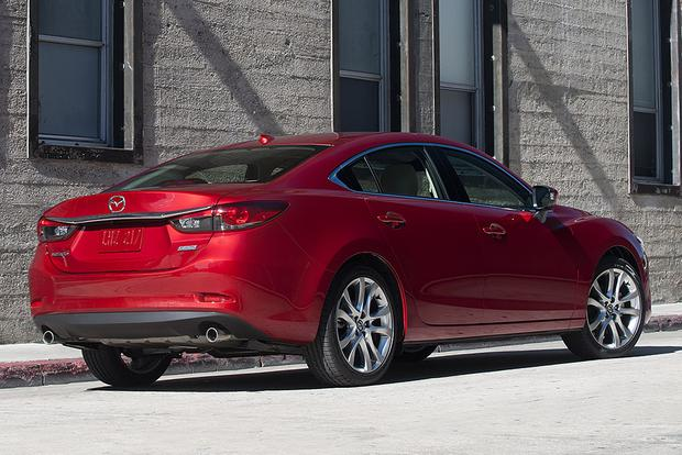 2015 Toyota Camry vs. 2015 Mazda6: Which Is Better? featured image large thumb2