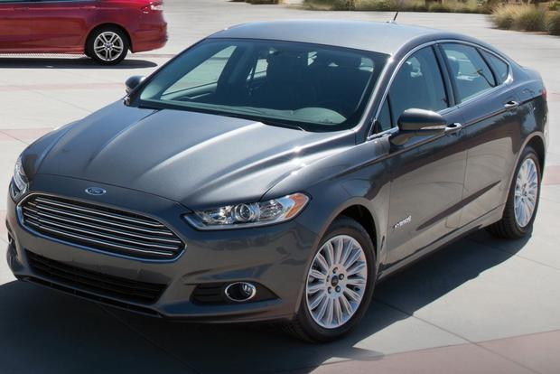 Ford Fusion Vs Camry Resale