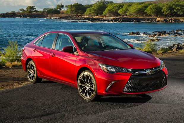 2017 Toyota Camry: New Car Review