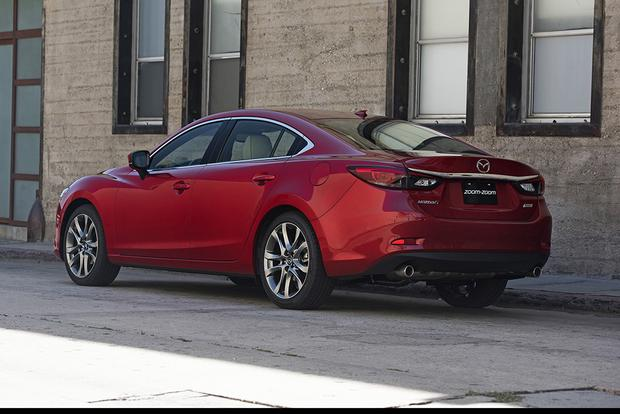 2018 Toyota Camry vs. 2017 Mazda6: Which Is Better? featured image large thumb2