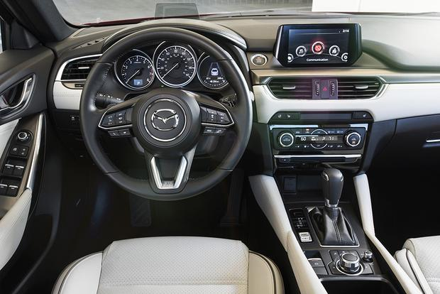 2018 Toyota Camry vs. 2017 Mazda6: Which Is Better? featured image large thumb10