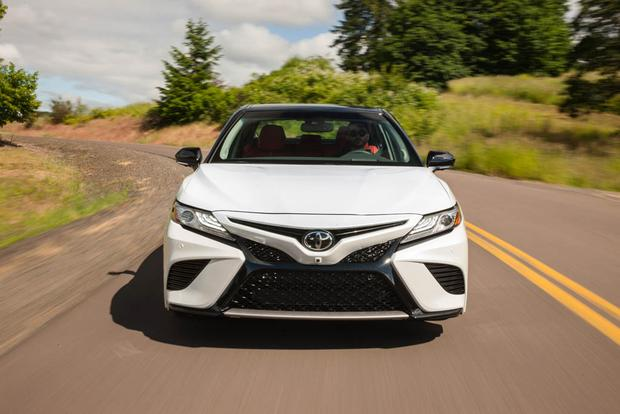 2018 Toyota Camry: New Car Review - Autotrader