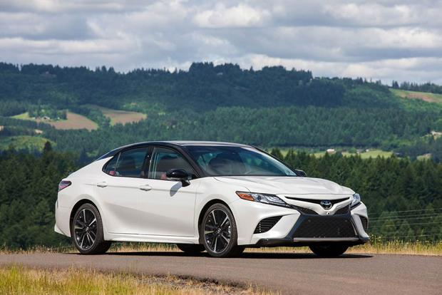 2018 Toyota Camry: First Drive Review - Autotrader