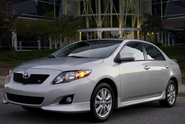 2010 Toyota Corolla information.