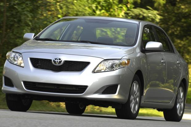 2009 2013 Toyota Corolla Used Car Review Autotrader