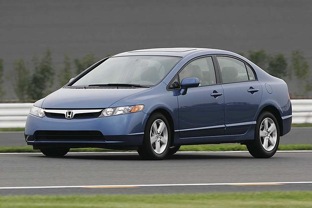 2003 2008 toyota corolla vs 2006 2011 honda civic which for Honda vs toyota reliability