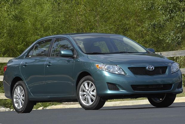 2009 Toyota Corolla: Used Car Review featured image large thumb3