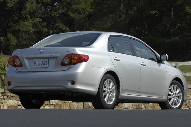 Elegant 2010 Toyota Corolla: Used Car Review Featured Image Large Thumb1