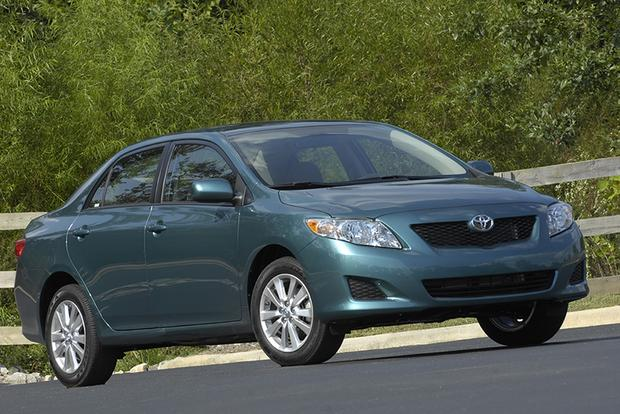 2010 Toyota Corolla: Used Car Review featured image large thumb2