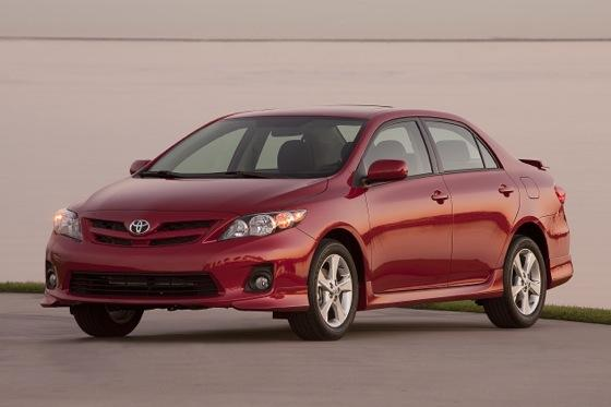 2012 Toyota Corolla: OEM Image Gallery featured image large thumb0