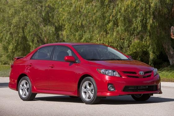 2012 Toyota Corolla: OEM Image Gallery featured image large thumb1