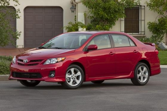 2012 Toyota Corolla: OEM Image Gallery featured image large thumb2
