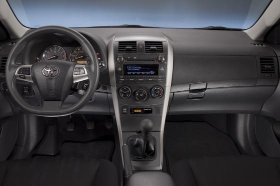2012 Toyota Corolla: OEM Image Gallery featured image large thumb6