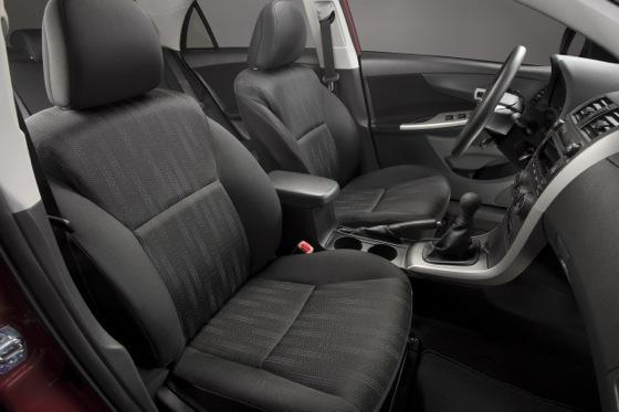2012 Toyota Corolla: OEM Image Gallery featured image large thumb8