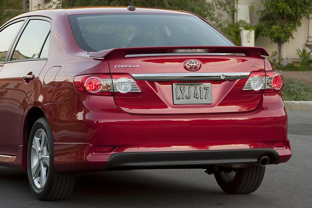 2012 Toyota Corolla Used Car Review Autotrader