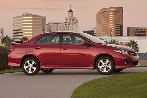 2012 Toyota Corolla: Used Car Review featured image large thumb4