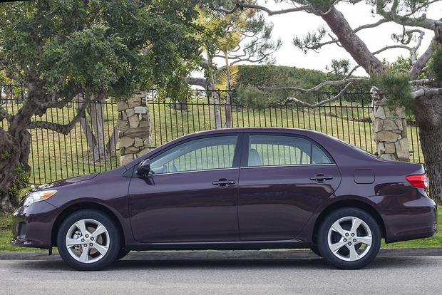 2013 Toyota Corolla: Used Car Review featured image large thumb2