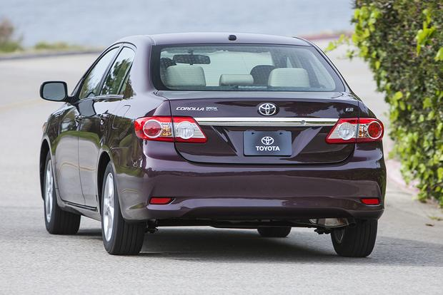 2013 toyota corolla used car review autotrader