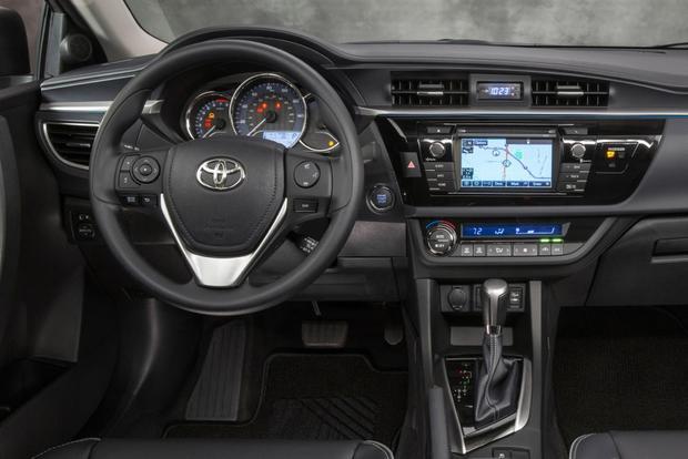 2014 Toyota Corolla For Sale >> 2013 Vs 2014 Toyota Corolla Autotrader