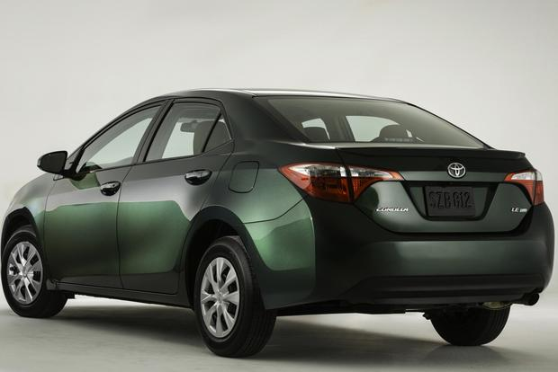 2014 Toyota Corolla: First Look