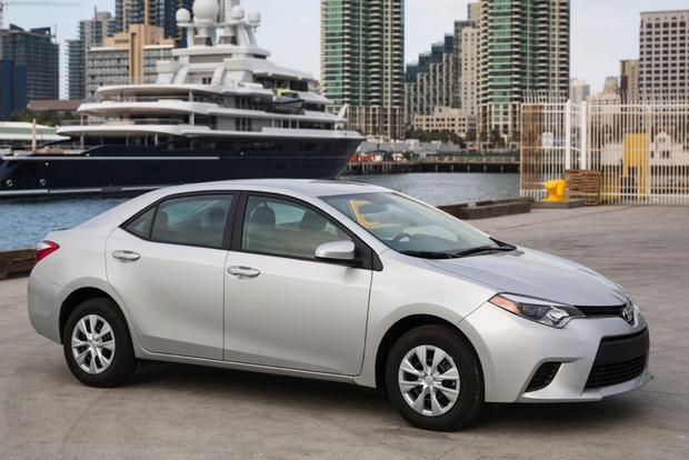 2014 Toyota Corolla: New Car Review Featured Image Large Thumb0