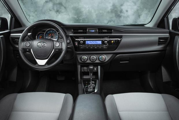 2014 toyota corolla new car review   autotrader