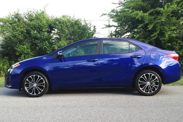 2014 Toyota Corolla S Real World Review Autotrader