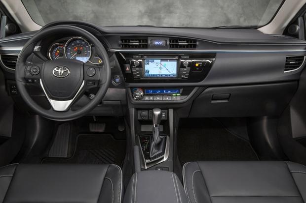 2014 Toyota Corolla Le Interior