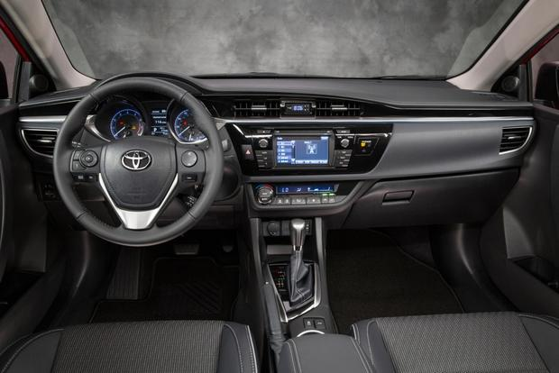2015 Toyota Corolla New Car Review Autotrader