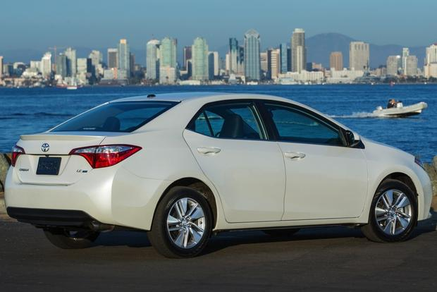 2015 toyota corolla new car review autotrader. Black Bedroom Furniture Sets. Home Design Ideas