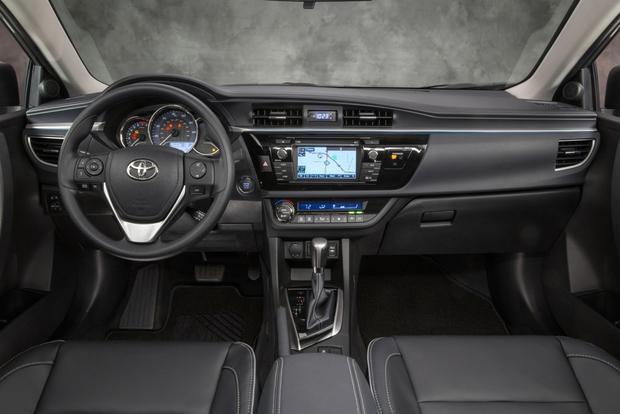 2015 Toyota Corolla: New Car Review featured image large thumb8