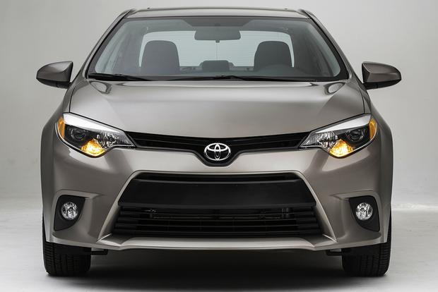 2015 Toyota Corolla Vs 2015 Toyota Yaris What S The
