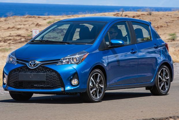 2015 Toyota Corolla Vs. 2015 Toyota Yaris: Whatu0027s The Difference? Featured  Image Large