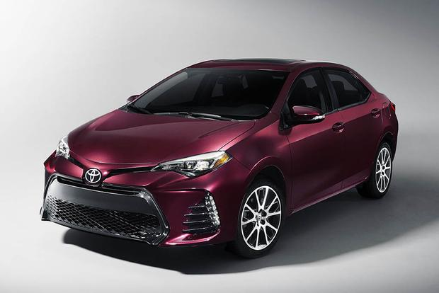 2017 Toyota Corolla: New Car Review featured image large thumb0