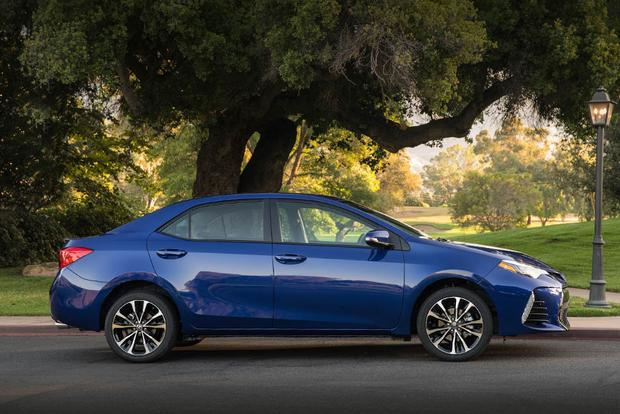 2018 Toyota Corolla: New Car Review featured image large thumb3