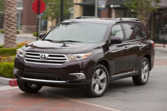 2012 Toyota Highlander: OEM Image Gallery featured image large thumb3