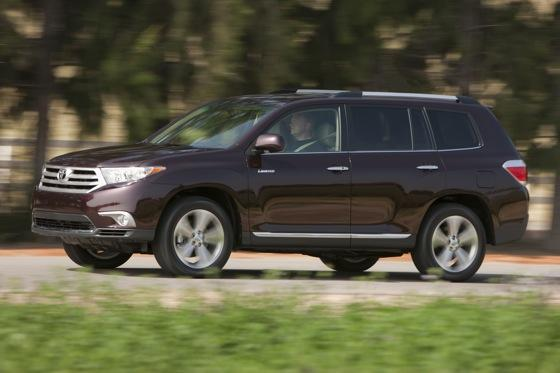2012 Toyota Highlander: OEM Image Gallery featured image large thumb9