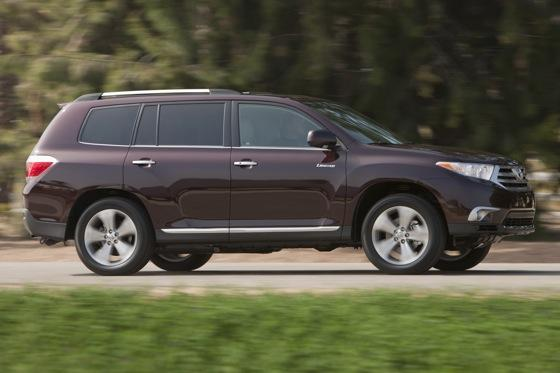 2013 Toyota Highlander: New Car Review featured image large thumb10
