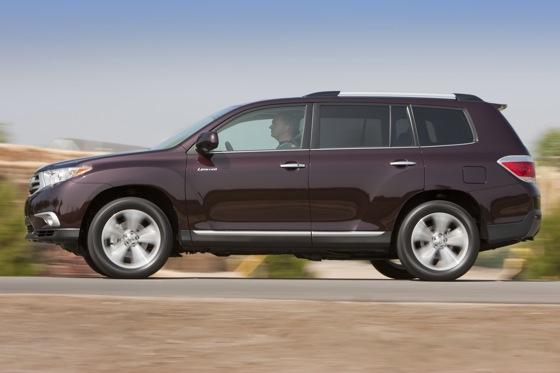 2012 Toyota Highlander: OEM Image Gallery featured image large thumb12