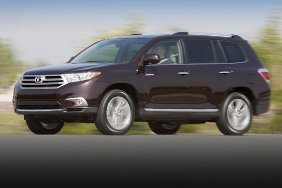 2013 Toyota Highlander: New Car Review featured image large thumb13
