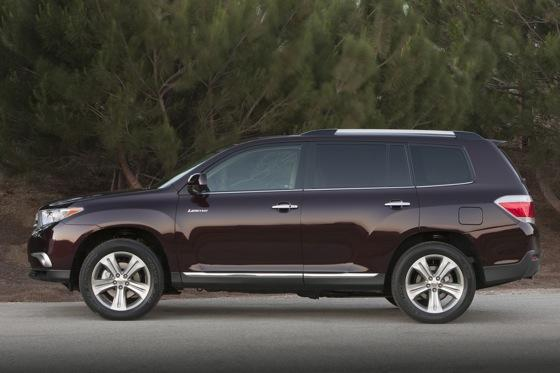 2012 Toyota Highlander: OEM Image Gallery featured image large thumb14