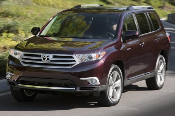 2012 Toyota Highlander: OEM Image Gallery featured image large thumb15