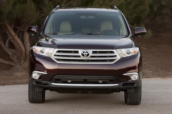 2012 Toyota Highlander: OEM Image Gallery featured image large thumb18