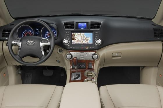 2012 Toyota Highlander: OEM Image Gallery featured image large thumb28