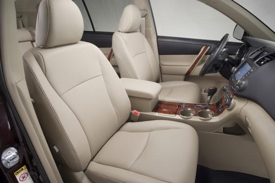 2012 Toyota Highlander: OEM Image Gallery featured image large thumb32