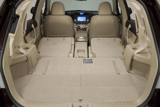 2012 Toyota Highlander: OEM Image Gallery featured image large thumb44